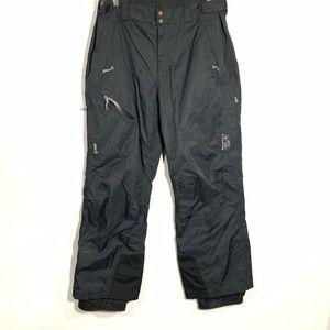 Mountain hardwear dry-q ski pants